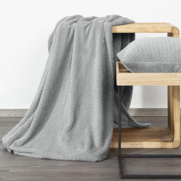 Narzuty na kanape i fotele Cindy Grafit
